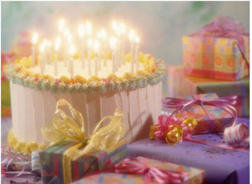 оригинальные поздравления с днем рождения.